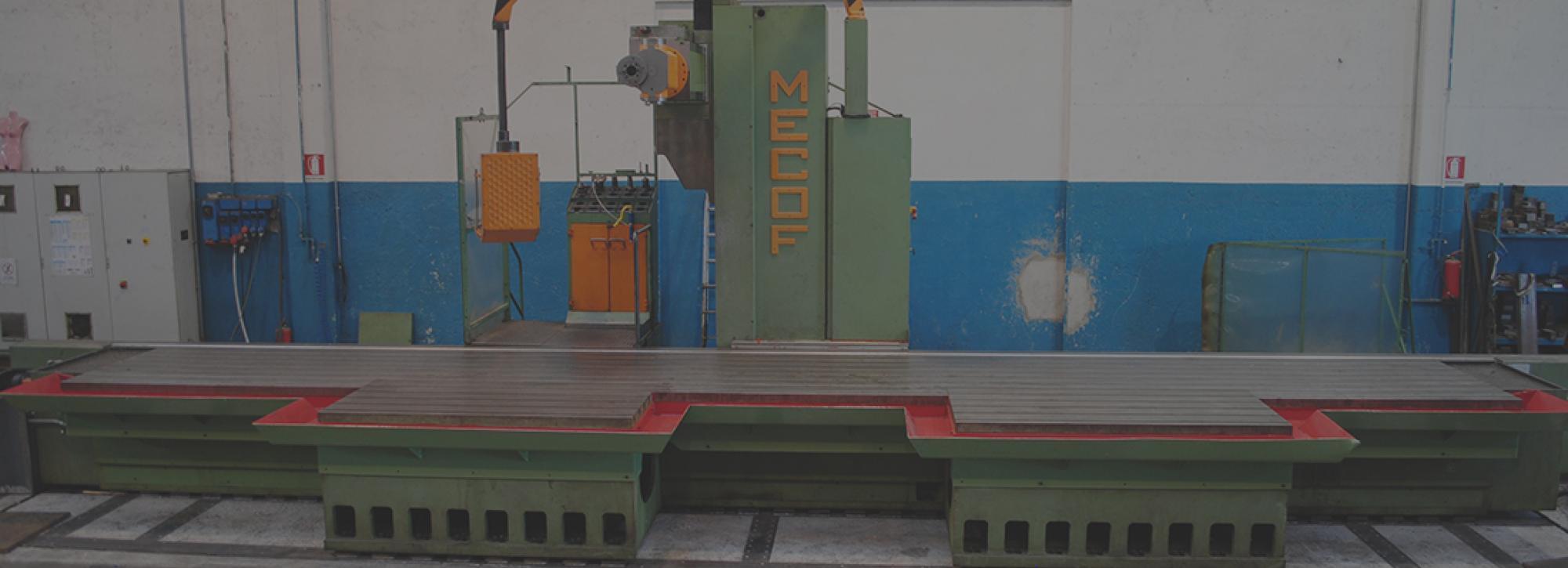 LMP SRL - lavorazioni meccaniche Pilati